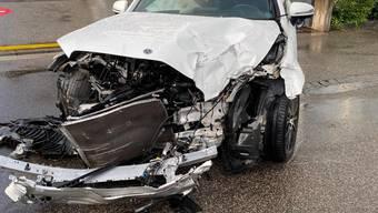 Unfall in Muttenz (Juni 2020)