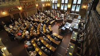 Am Mittwoch wird der Grosse Rat über mehrere Änderungsanträge beraten, die die vorberatenden Kommissionen eingebracht haben. (Archivbild)
