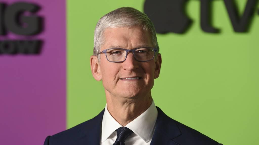 Apple-Chef erhielt im abgelaufenen Jahr 11,6 Millionen Dollar