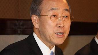 Ban Ki Moon will bei der Entwicklungshilfe einen Gang höher schalten