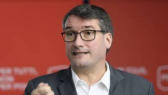 Wer tritt die Nachfolge von SP-Parteipräsident Christian Levrat an? (Archivbild)
