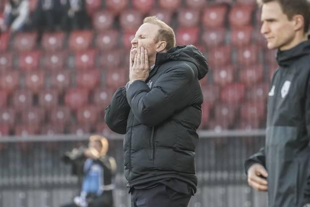 Ludovic Magnin und der FCZ vermögen nicht mehr zu überzeugen.