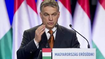 Ungarns Regierungschef Orban steht wieder in der Kritik