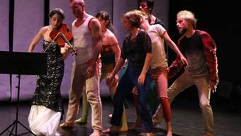 Eröffnung der Oltner Tanztage mit Tanzkompanie «ZOO»