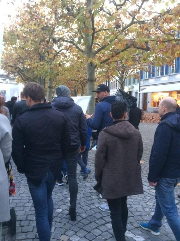 Bildergalerie FCA-Kundgebung 02.11.2019 (© ZVG)