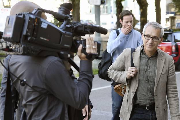 Geschichtsprofessor Philipp Sarasin wies die Vorwürfe zurück.