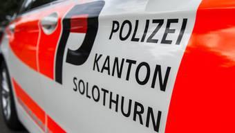Die Kantonspolizei Solothurn. (Symbolbild)