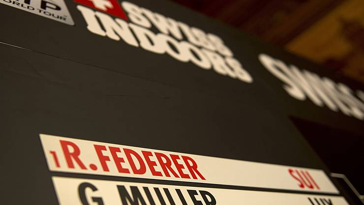 Ab Montag blickt die Tenniswelt einmal mehr nach Basel.