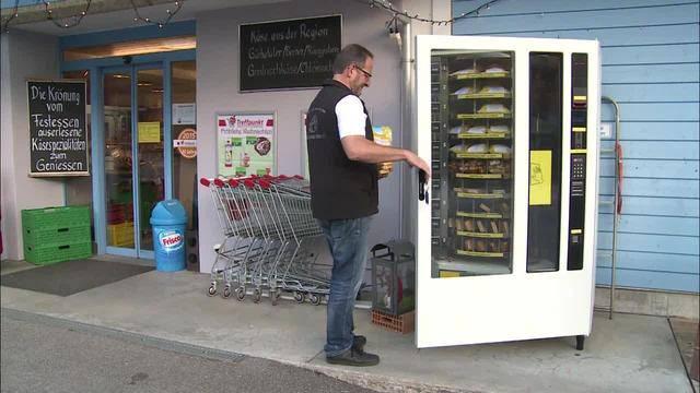 Fondue- und Raclette-Automat