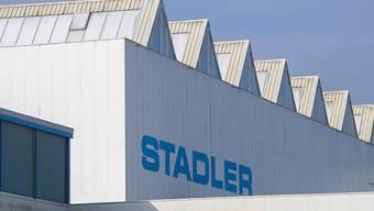 Der Zugbauer Stadler kann einen weiteren Auftrag vermelden. (Archivbild)