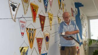 Guido Schär und Co. sind für 182 Vereine verantwortlich.  rab