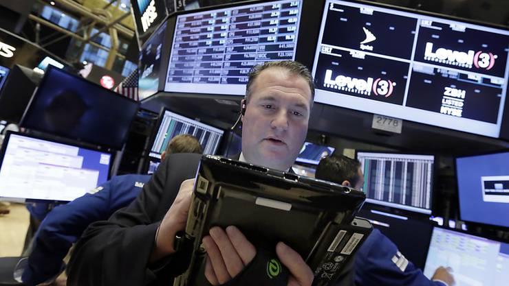 Die Märkte haben gespannt auf den Entscheid der Fed gewartet - und sehen nun ihre Erwartungen bestätigt. (Symbol)