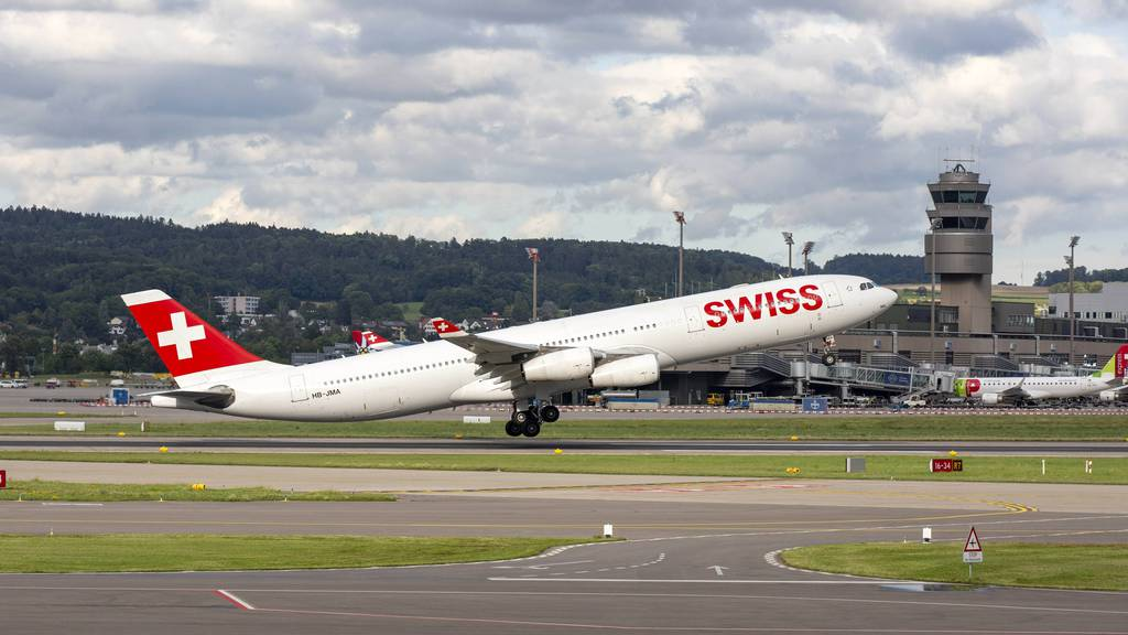 Ziel der Swiss bis im Herbst: 40 Prozent der Flüge von vor Coronakrise