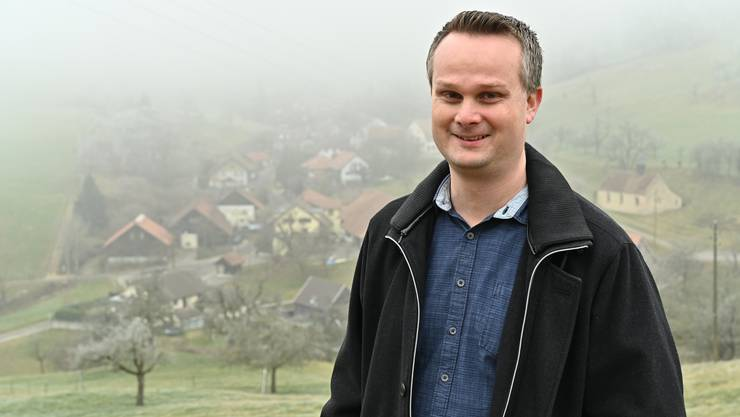 Gemeindepräsident André Wyss rechnet mit einem Ja an der Urne.