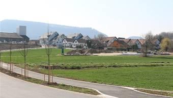 Im Gebiet Lammet soll Wohnraum für bis zu 500 Personen entstehen. Dennis Kalt