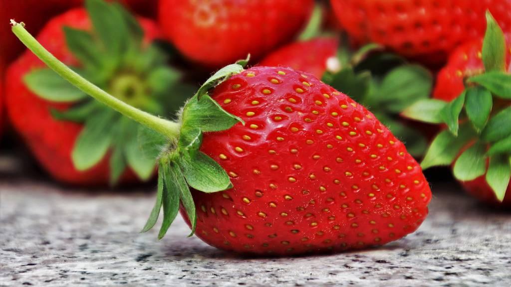 Juxphoner: Erdbeeren Ernte wird von Kerosin versaut