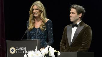 Nadja Schildknecht und Karl Sperri sind Grüner und Teilhaber des Zurich Film Festival.