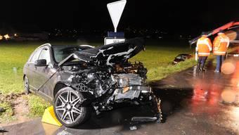 Verkehrsunfall in Wil forder ein Todesopfer