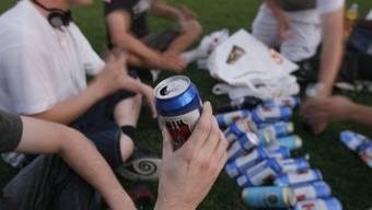 Vielleicht ein Bierchen weniger trinken?