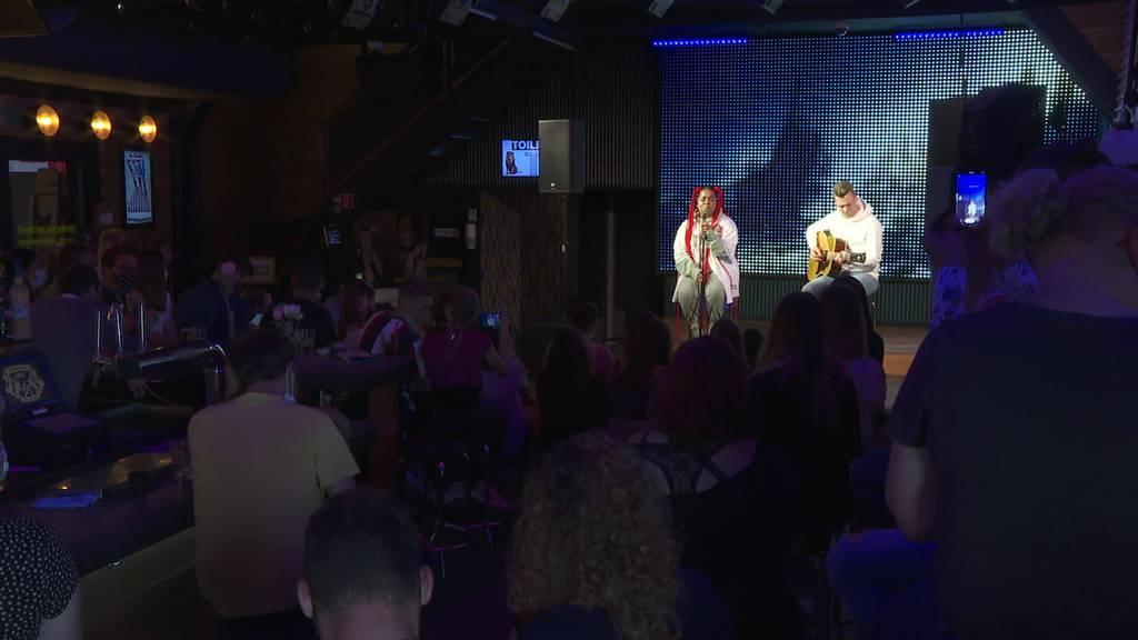 Zoe Wees: So war das FM1-VIP-Konzert im BBC Gossau