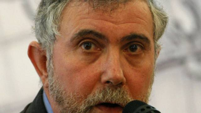 Nobelpreisträger Paul Krugman (Archiv)