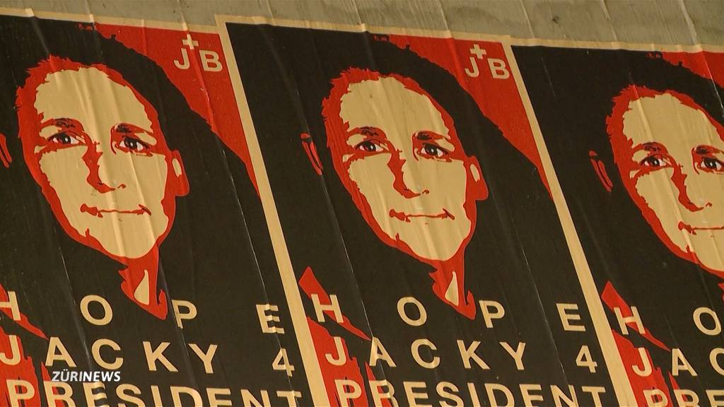 «Jacky for President»: Jacqueline Badran-Plakate in Zürich sorgen für Rätselraten