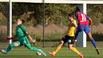 Impressionen FC Basel Frauen - Yb