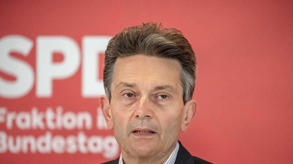 SPD-Fraktionschef: Sondierungen noch diese Woche möglich