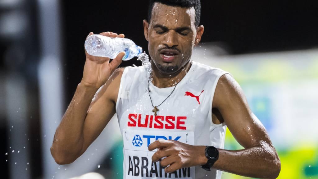Tadesse Abraham und Fabienne Schlumpf holen Gold über 10'000 m