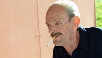 Rolf Bantle besucht sein ehemaliges Heim im Baselbiet