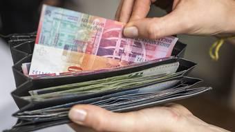 Der Kanton Aargau und die Gemeinden erhielten 2019 rund 18,6 Millionen Franken zusätzliche Steuereinnahmen durch nachgemeldete Vermögen.
