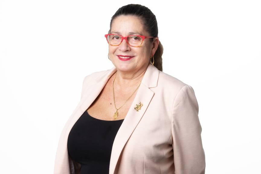 Dolores Carcano war viele Jahre die gute Seele im Bistro du Théatre