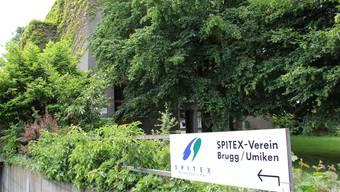 Brugg wird zum neuen Hauptquartier der künftigen Spitex AG. CM