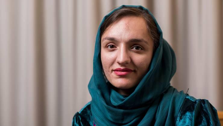 Erst 27 Jahre alt und schon Bürgermeisterin: Zarifa Ghafari.