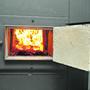 Eine der Neuerungen: Holzfeuerungsanlagen, die heimisches Holz verbrennen, werden gefördert. (Symbolbild / Archiv)