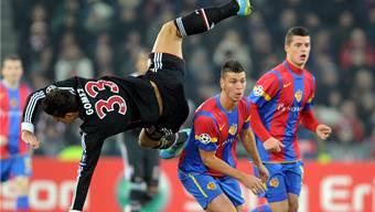 Am 12. Januar 2013 kommt es wieder zum Duell FCB gegen FCB.