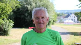 Pius Stocker ist einer der erfahrensten Wettkampfleiter am Kantonalturnfest in Muri.