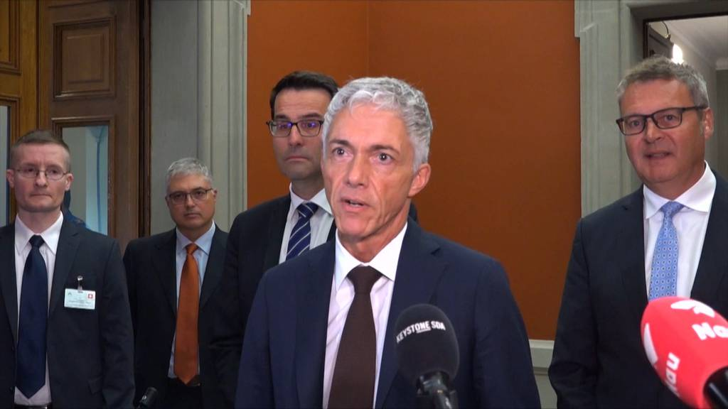 Bundesanwalt Michael Lauber wiedergewählt