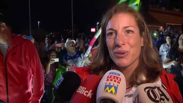 Folge 16: Im siebten Sporthimmel mit Nicola Spirig