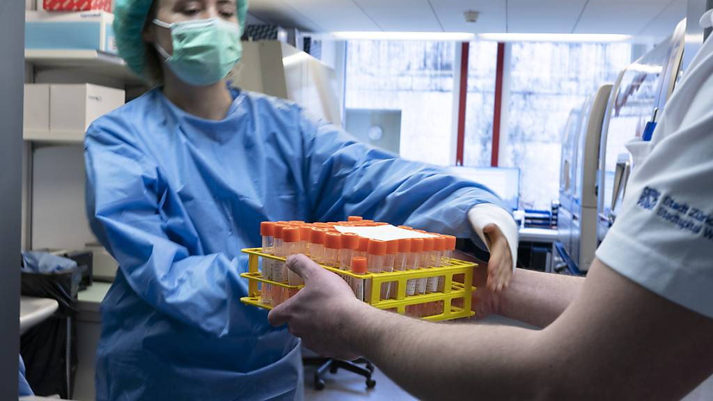 BAG meldet 1223 neue Coronavirus-Fälle innerhalb von 24 Stunden