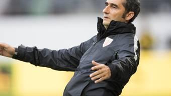 Ernesto Valverde soll der neue Trainer von Barcelona sein