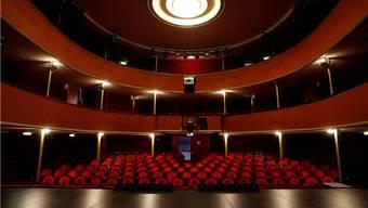 Der Einbau der Regiekabine würde oben in der Galeriemitte sechs Plätze kosten.