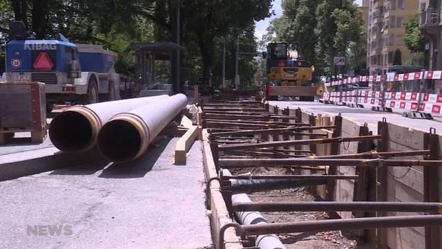 Baubeginn für milliardenschweren Bahnhof-Ausbau
