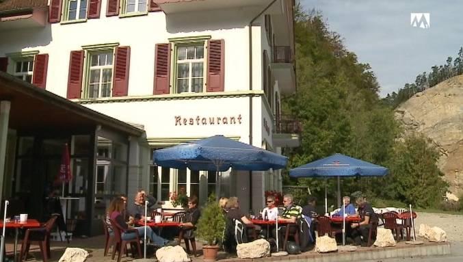 Die Asylbewerber in Gänsbrunnen sollen den Restaurantbetrieb St.Joseph übernehmen