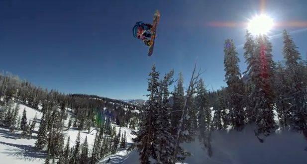 Der Trailer des Mega-Snowboard-Films «The Art of Flight»