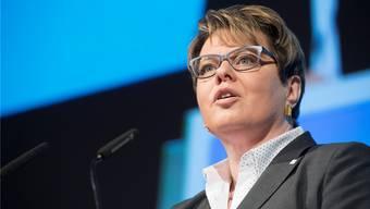 «Nur wenn die Wirtschaft mit einer Stimme spricht, können wir Erfolg haben.» Marianne Wildi, Präsidentin AIHK.