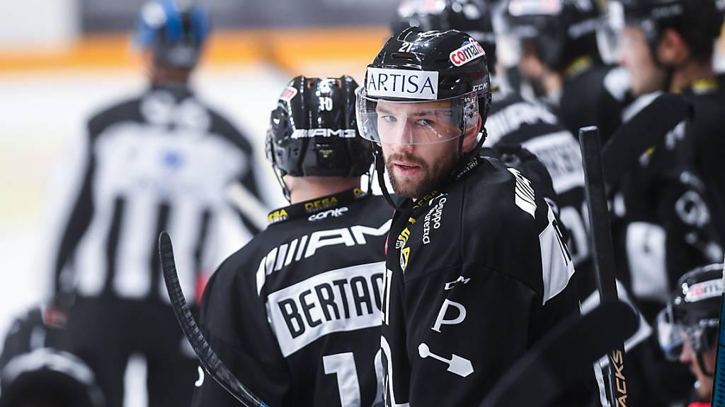 Beim HC Lugano wurden innerhalb der letzten acht Tage inklusive Staff 20 Team-Mitglieder positiv getestet
