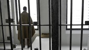 31-jähriger Häftling gestorben (Archiv)