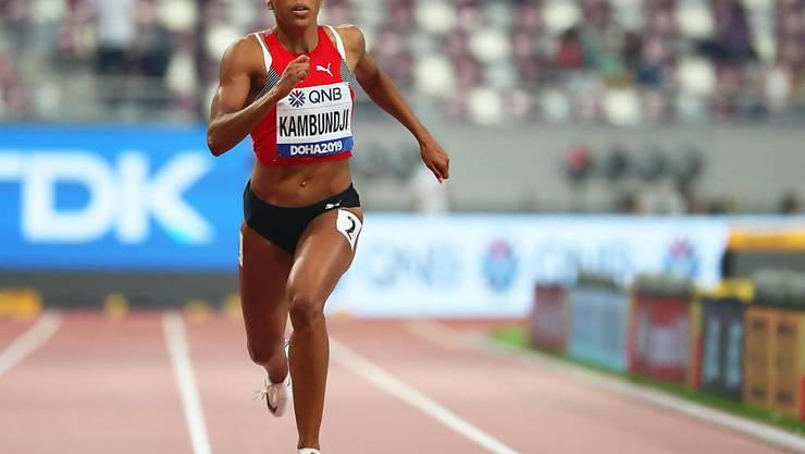 Mujinga Kambundji schrieb im Oktober Schweizer Leichtathletik-Geschichte, indem sie als erste Schweizer Sprinterin an Freiluft-Weltmeisterschaften eine Medaille gewann. Schweizer Sportlerin des Jahres war die Bernerin aber noch nie