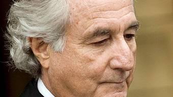 Milliardenbetrüger Madoff (Archiv)